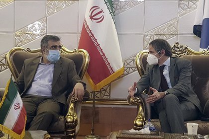 IAEA Director-General Rafael Grossi recently traveled to Tehran to negotiate a new agreement with the Persian regime (the Iranian nuclear organization through the ION).