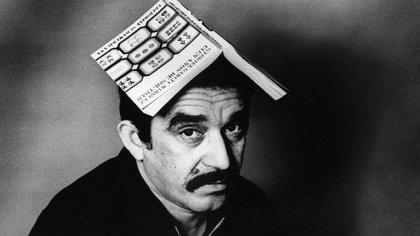 """Gabriel García Márquez con su """"Cien años de soledad"""" en la cabeza"""