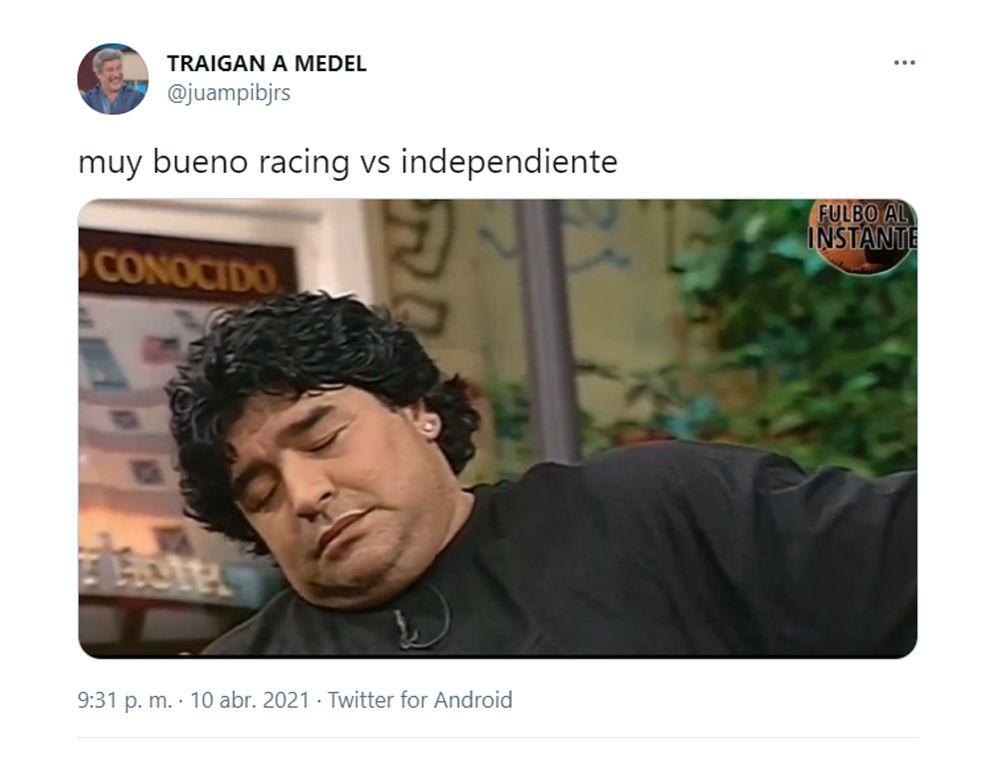 Memes Independiente Racing