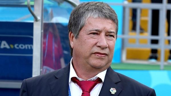 Gómez es candidato a dirigir a la selección de Ecuador (EFE)