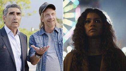Las dos sorpresas de los Emmy 2020: Schitt´s Creek y el premio a Zendaya