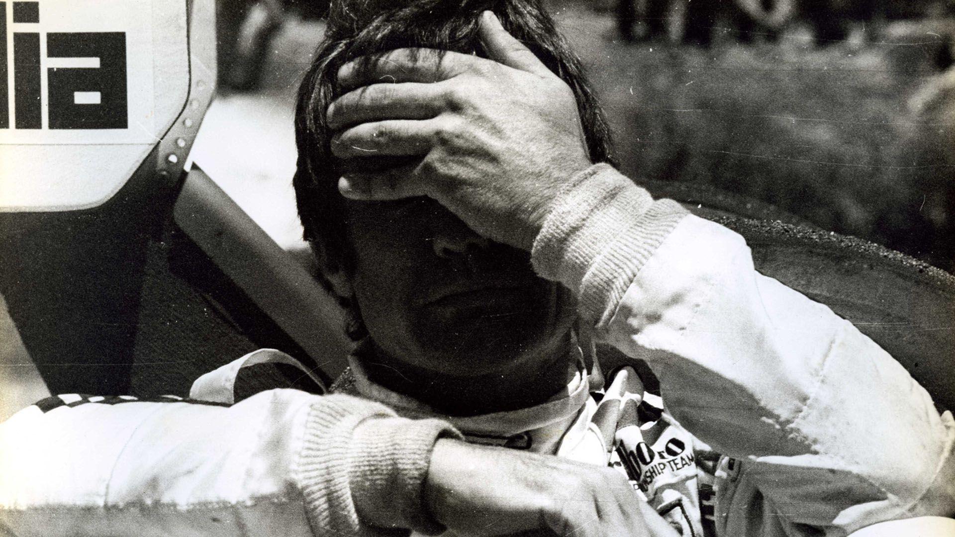 13 de enero de 1980. Debut amargo en Williams y el lamento tras su abandono en Buenos Aires (Gentileza Alejandro de Brito)