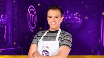 Cuauhtémoc Blanco Jr. (Foto: Cortesía de TV Azteca/MasterChef México)