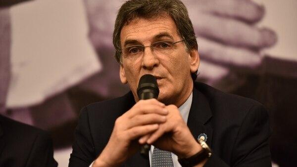 El secretario de DDHH Claudio Avruj (Adrián Escandar)