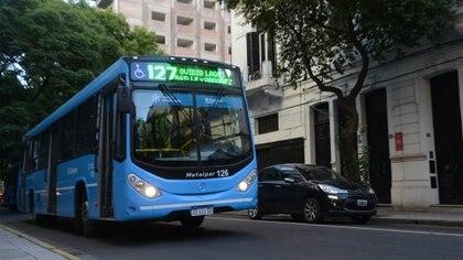 El transporte público fue otro de los ejes claves sobre los que trabajó el gobierno provincial. Foto: Fernando Calzada.