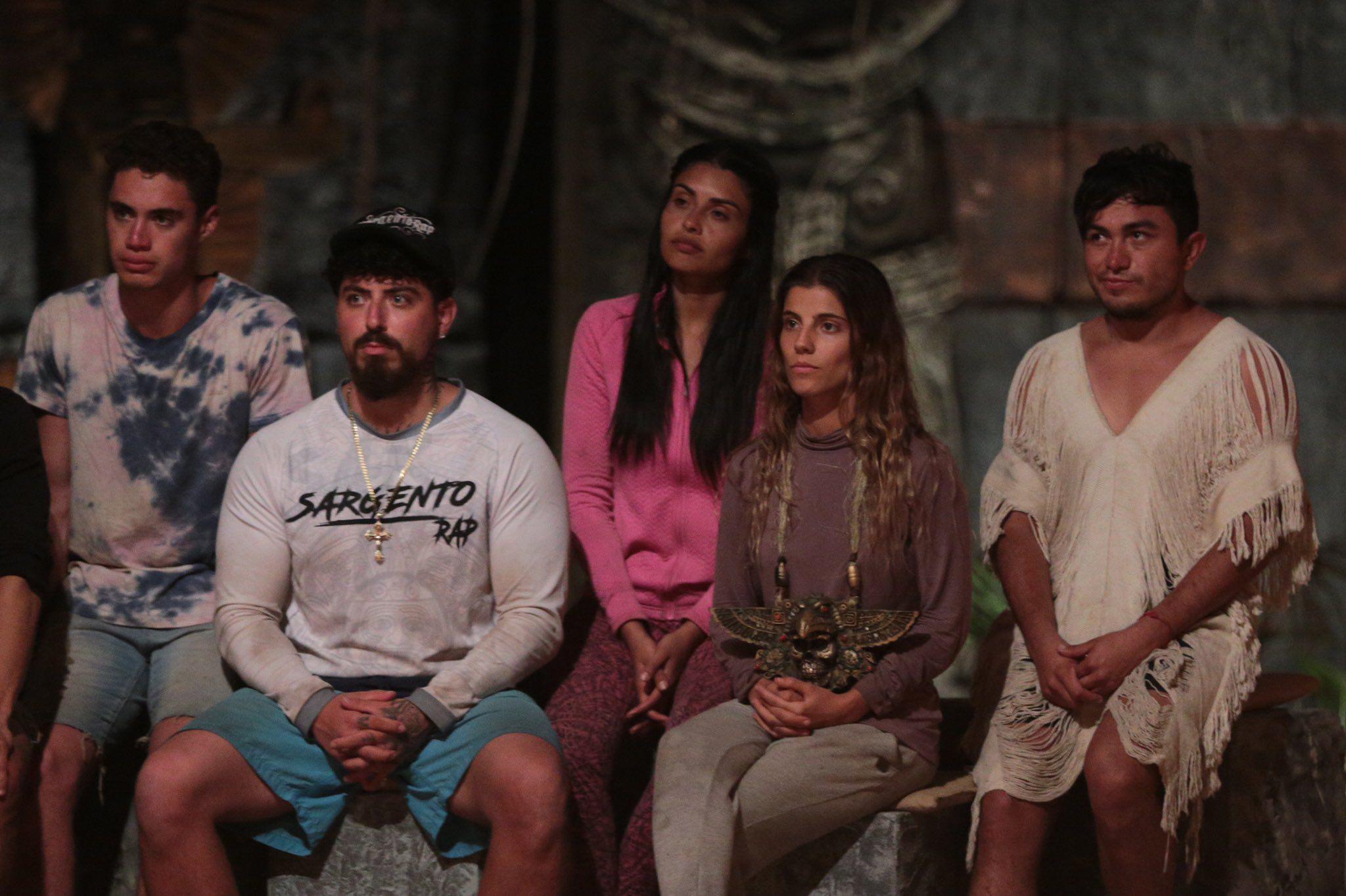 survivor mexico tv azteca eliminacion