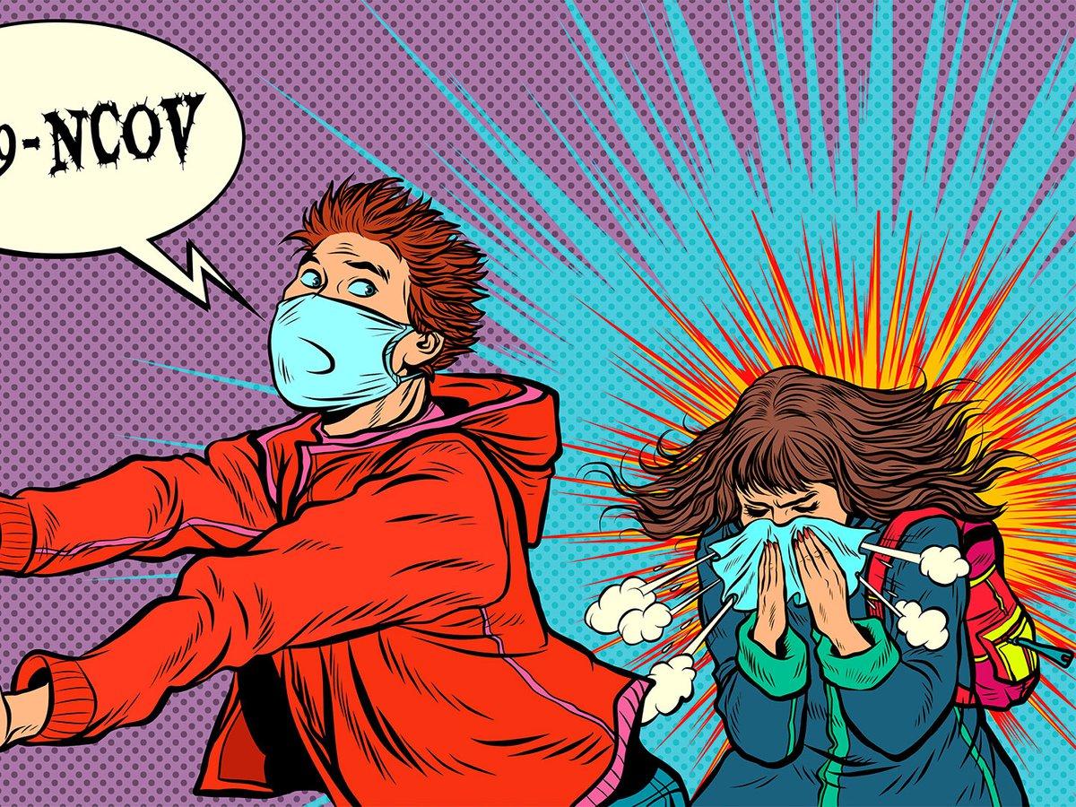 Coronavirus: cómo controlar el miedo a contagiarse y a contagiar a los  demás - Infobae