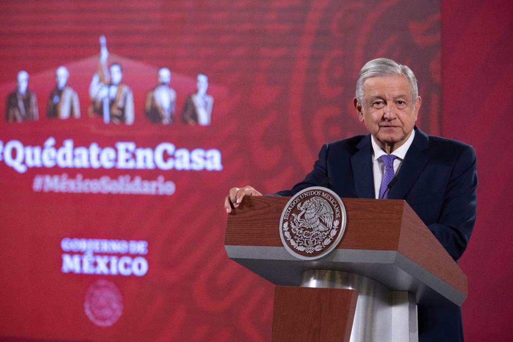 AMLO - ANDRES MANUEL LOPEZ OBRADOR - MEXICO - PRESIDENCIA - CONFERENCIA - 26102020