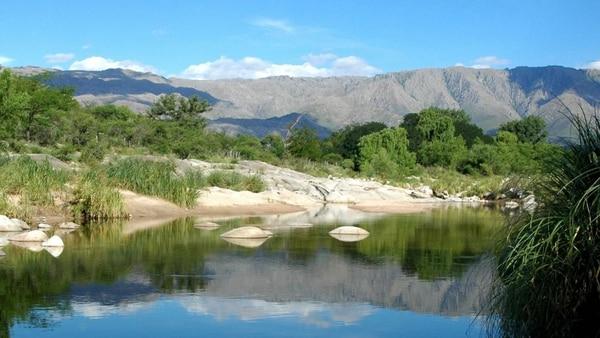 Las sierras cordobesas, desde años fueron visitadas por sus aires puros y tratamientos contra el asma (Min de Turismo)