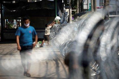 Autoridades mexicanas recuperaron 53 cadáveres de migrantes durante 2020. REUTERS/Athit Perawongmetha