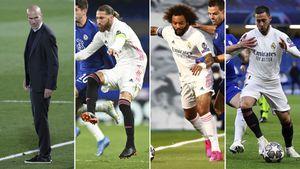 Tras la eliminación en Champions, el Real Madrid se renueva: qué referentes se irán y cuáles serán los refuerzos