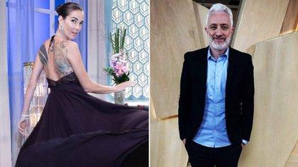 Juana Viale and Andy Kusnetzoff (Instagram)