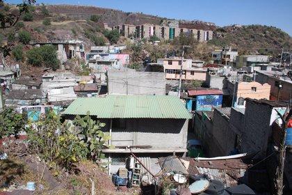 """Imagen de """"El Hoyo"""", considerado como uno de los barrios más peligrosos de Ciudad de México (Foto:  Cuartoscuro)"""
