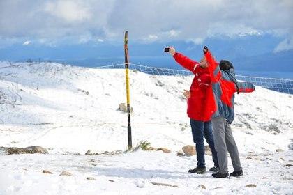 En Argentina los días suelen ser más soleados y sin precipitaciones durante la temporada de nieve 2019