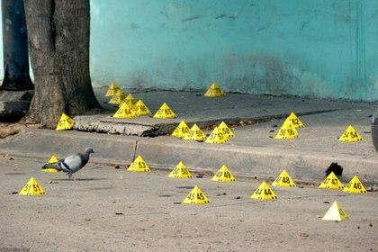 Imagen ilustrativa de un hecho delictivo en Culiacán, Sinaloa(Foto: JUAN CARLOS CRUZ/CUARTOSCURO)
