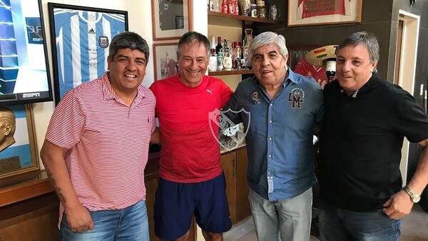 (@Independiente)