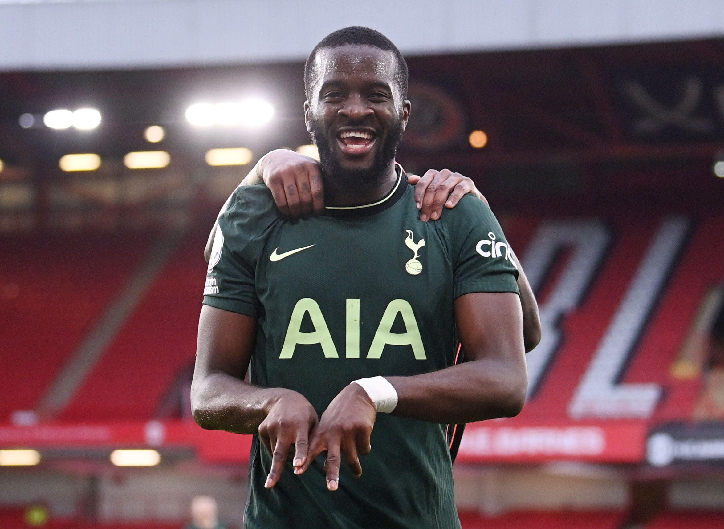11) Tanguy Ndombele, Tottenham, USD 14,25 millones