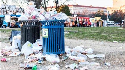 En el mundo se desperdician miles de toneladas de alimentos
