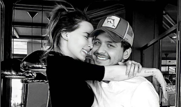 El romance entre Christian Nodal y Belinda tomó el camino del matrimonio este 25 de mayo (Foto: Instagram @christiannodal)