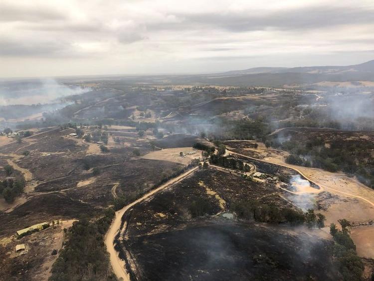 Incendios en Australia (Reuters)