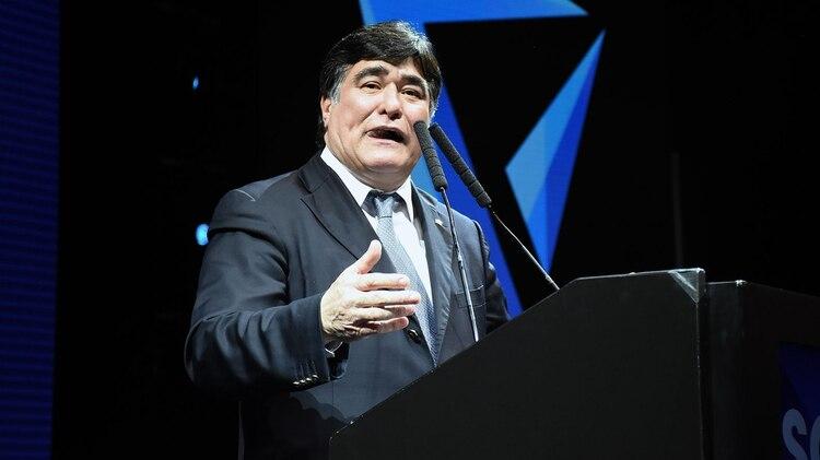 Carlos Zannini será procurador del Tesoro (Nicolás Stulberg)