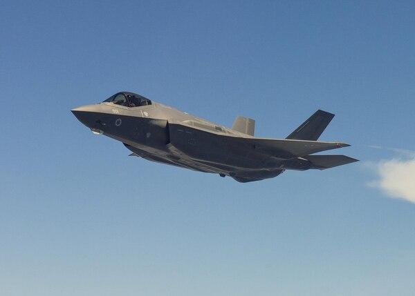 Los costos de cada unidad varían, pero el precio promedio de los F-35 ronda los USD 100 millones