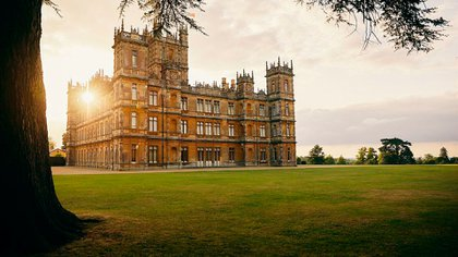 El castillo de Downton Abbey disponible para alquilar por Airbnb