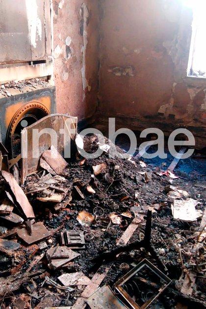 Una falla eléctrica, creen investigadores, podría haber causado el fuego.