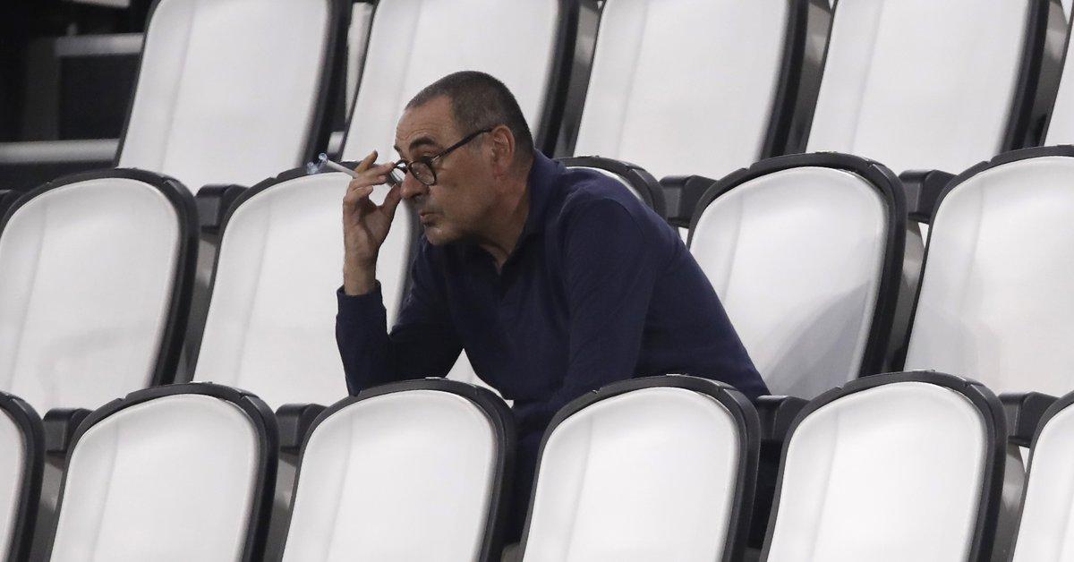 Juventus despide a Sarri, contrata a Pirlo - Infobae