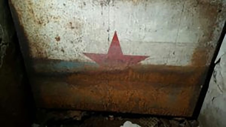La dictadura aprovechó que la casa quedó vacía y usó la imprenta como centro clandestino de detención y torturas