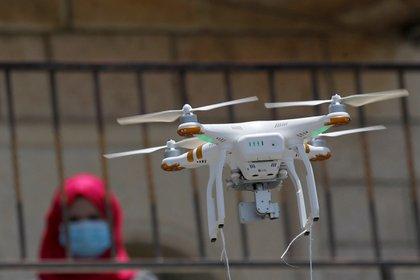 Los drones son usados con fines recreativos y comerciales, no sólo bélicos (Foto. Archivo/Reuters)