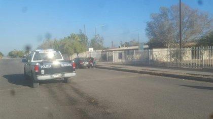 De acuerdo con la información proporcionada por autoridades locales, debió haber una persecusión de la policía a los menores de edad, en la cual cruzaron la localidad a los ancho (Foto: Facebook Policía Municipal de San Lui RC)
