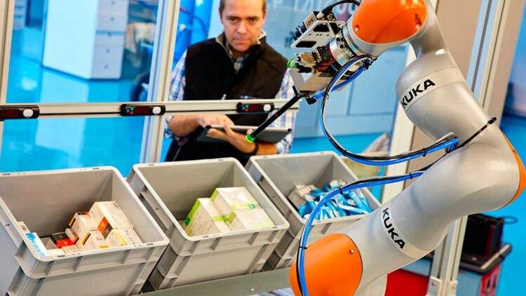 El Gobierno busca incorporar más tecnología a la industria local (foto archivo DEF)