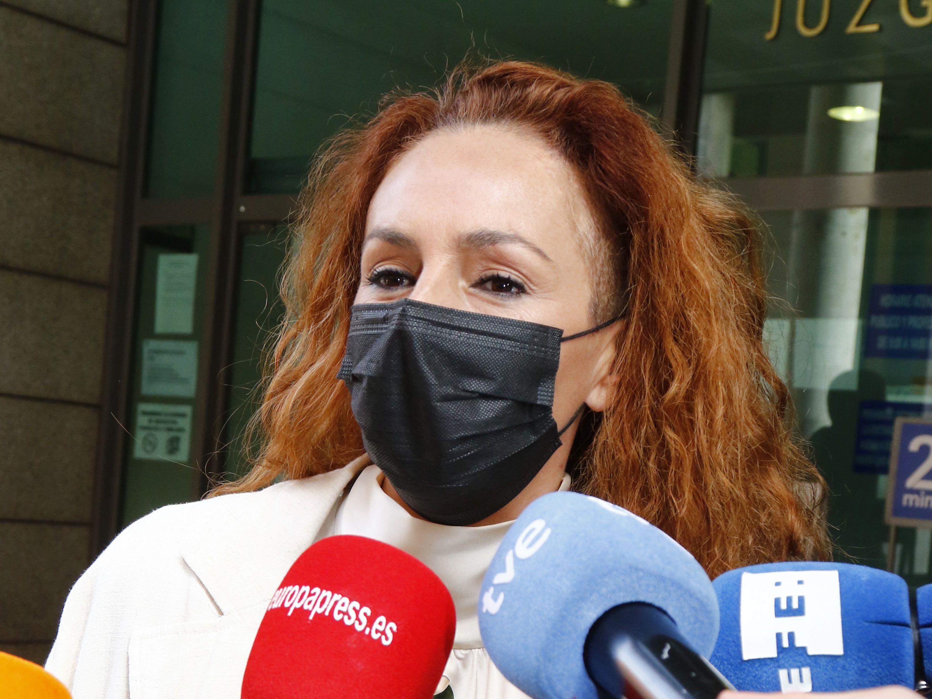 30-04-2021 Rocío Carrasco EUROPA ESPAÑA SOCIEDAD