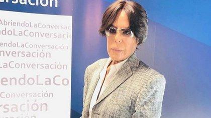 A principios de este 2020, Alfredo Palacios tuvo que ser internado de urgencia en la capital mexicana (Foto: Instagram @saludybellezaap)