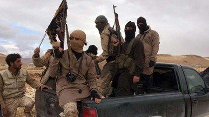 Milicianos de Al Qaeda en Mali
