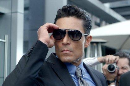 """La última telenovela que Colunga protagonizó en Televisa fue """"Pasión y Poder"""", en 2016 (Instagram: pasion_poder)"""