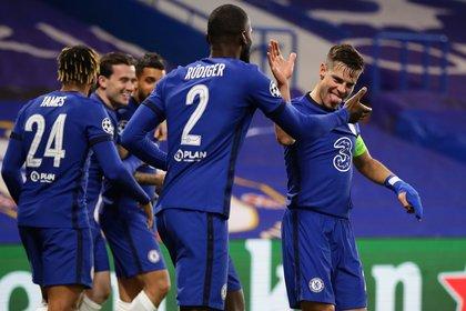 Chelsea viene de dejar en el camino al Atlético Madrid. Ahora se topará ante Porto, que dio la sorpresa al sacar a la Juventus de Cristiano Ronaldo (REUTERS/David Klein)