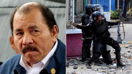 La represión del régimen de Daniel Ortega en Nicaragua ha dejado más de 200 muertos desde el 18 de abril