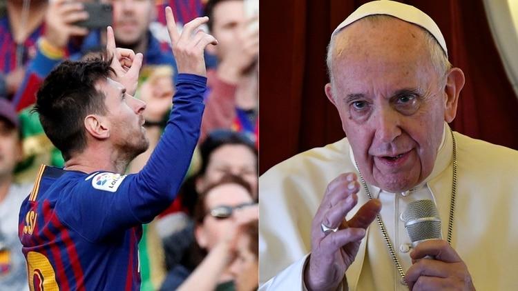 La Respuesta Del Papa Francisco Cuando Le Preguntaron Si Lionel