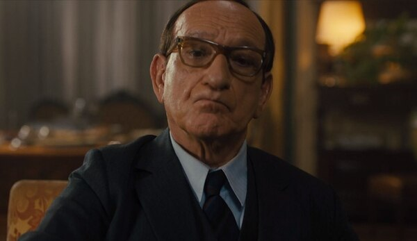 Ben Kingsley interpreta a Adolf Eichmann, capturado en Argentina para ser juzgado en Israel
