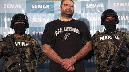 """Sergio Villarreal Barragán alias """"El Grande"""", era lugarteniente del Cártel de los hermanos Beltrán Leyva. (Foto: Reuters)"""