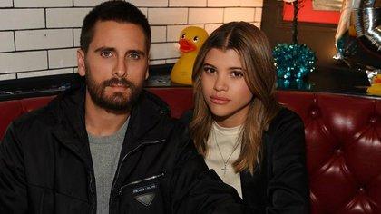 Sofia y Scott llevan saliendo un par de años (IG: sofiarichie)