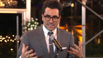 Daniel Levy (Foto: The Television Academy y ABC Entertainment vía AP)