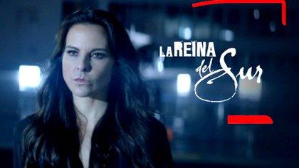 El Chapo conocía el papel de Kate del Castillo como Teresa Mendoza, en La reina del sur (Foto: Telemundo)
