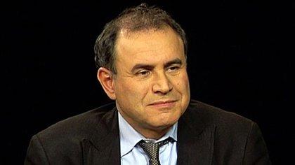 El economista turco Nouriel Roubini