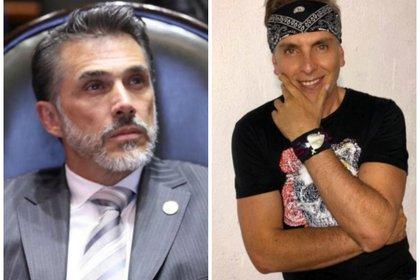 """Mayer fue el primero en anunciar la noticia de la muerte de aquellos a quienes se refería """"mi hermano"""" (Foto: Instagram)"""