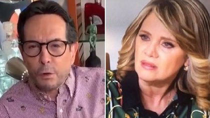 Juan José Origel y Erika Buenfil protagonizaron una guerra de declaraciones (IG: juanjoseorigel/erikabuenfil50)