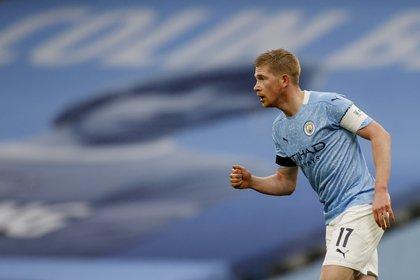 3) Kevin De Bruyne, Manchester City, USD 22,85 millones