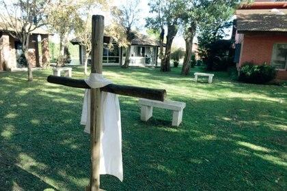 """""""Mi vida es estar al servicio de las personas, cuidar a Jesús en cada una"""", afirma Matías Najún."""